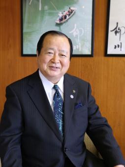 柳川市長 金子 健次